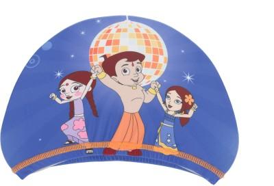 Chhota Bheem Bheem Dancing Swimming Cap
