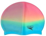J.X.N SWIMMING CAP Swimming Cap (Multico...