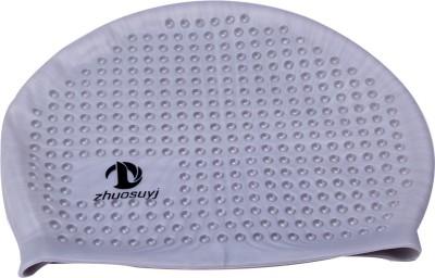 NOVICZ SWM-CAP-GRAY-PRC-112015-201 Swimming Cap