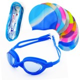 TG SWIMMING CAP Swimming Cap (Multicolor...