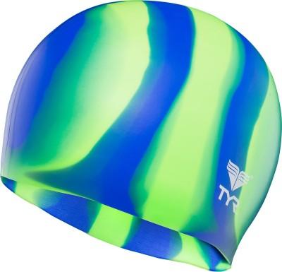 TYR Multi Color Silicone Swimming Cap