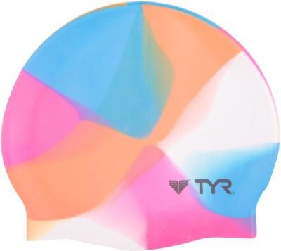 TYR Kaleidoscope Swimming Cap
