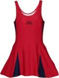 Aquamagica Girls Swimsuit Dress Solid Gi...