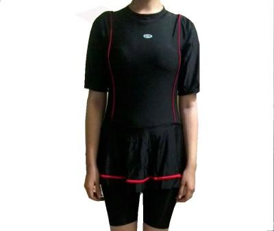 Hydra Fashion Solid Girls Swimsuit