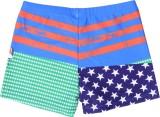 Chkokko Graphic Print Boys Swimsuit