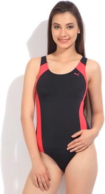 Puma Solid Women's Swimsuit