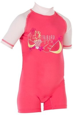 Tribord Swimsuit Printed Girl,s