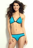 Luste Fashion Solid Girls Swimsuit