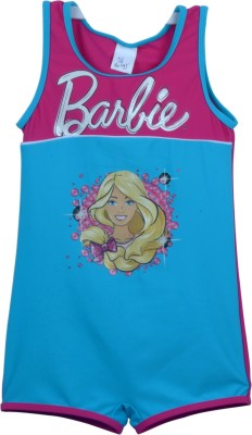Barbie Swim Suits Solid Girl,s