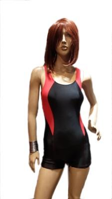 Kunchals Single Padded Swimwear Self Design Women,s