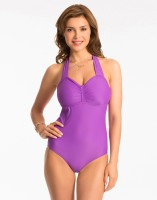 PrettySecrets Solid Girls Swimsuit