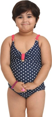 Fascinating Fashion Polka Print Girls