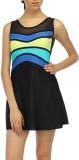 Mezzaluna Synthetic Swim Striped Women's...