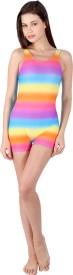 Lactra Self Design Women's Swimsuit