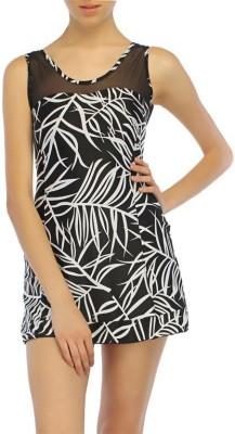 Mezzaluna Tropical Printed Girl,s
