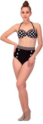 CHKOKKO Swimsuit Printed Women,s