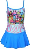 Champ Frock style Sublimation print-Graf...