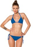 Our Rituals Solid Girls Swimsuit