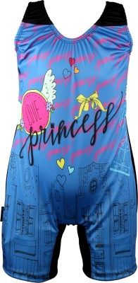 Mitushi Products Swimwear Printed Girl,s