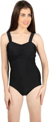 Nidhi Munim Swimwear Solid Women,s
