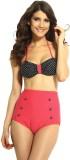 Luste Fashion Polka Print Women's Swimsu...