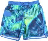 Adidas Striped Boys Swimsuit