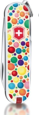 Victorinox 0.6223.L1403B Colour Up Your Life 7 Function Multi Utility Swiss Knife