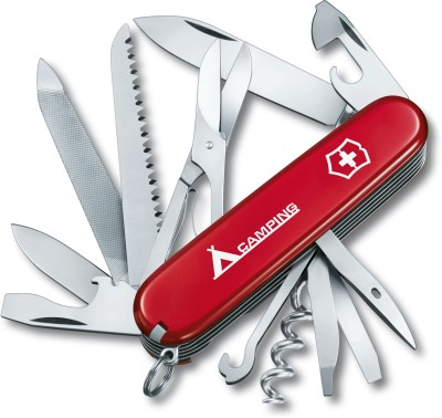 Victorinox 1.3763.71 - Ranger Imprint 21 Function Multi Utility Swiss Knife