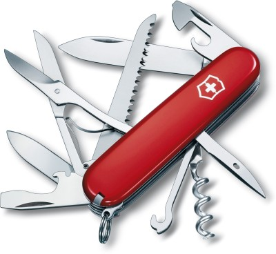 Victorinox 3.3713 15 Tool Swiss Knife