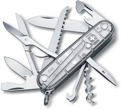 Victorinox Huntsman SilverTech 15 Function Multi Utility Swiss Knife