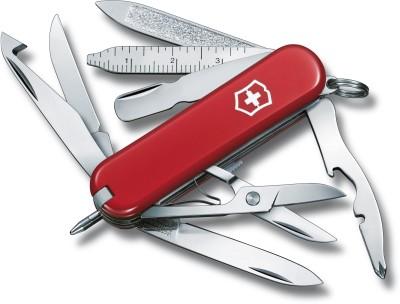 Victorinox 0.6385 - Mini Champ 17 Function Multi Utility Swiss Knife