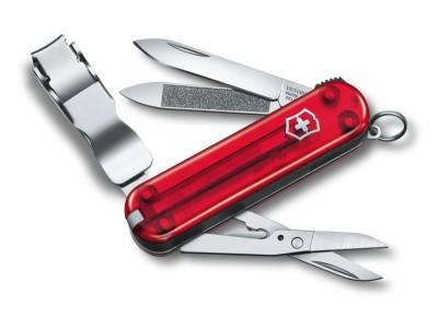 Victorinox-0.6463.T-Nail-Clip-580-Ruby-8-Tool-Swiss-Knife