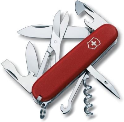 Victorinox 3.3703 14 Tool Climber Swiss Knife