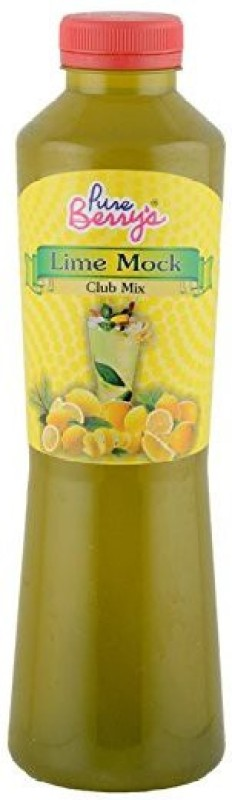 Pure berry EMZPB-self5 Lemon(750 ml, Pack of 1)
