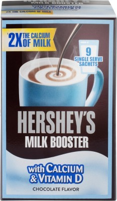 Hershey's Milk Booster Chocolate(180 g, Pack of 1)