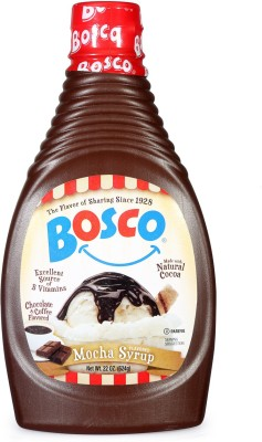 Bosco 1725250422 Caramal(624 g, Pack of 1)