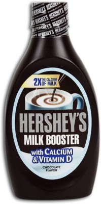Hershey's Milk Booster Chocolate(475 g, Pack of 1)
