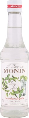 Monin Le Lirop De Mojito Mint(250 ml, Pack of 1)