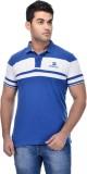 Surly Self Design Men's Polo Neck Blue, ...