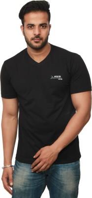 Amstead Solid Men's V-neck T-Shirt