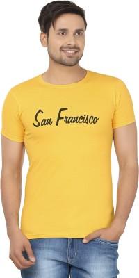 Louis Mode Printed Men's Round Neck T-Shirt