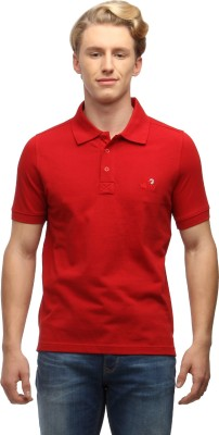 Wolfpack Printed Men's Polo T-Shirt