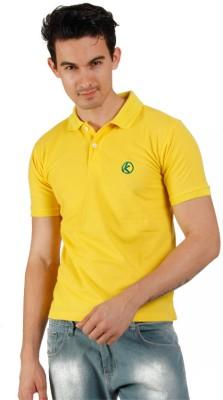 Kapapai Solid Men's Polo T-Shirt