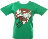 Anthill Boys Graphic Print (Green)