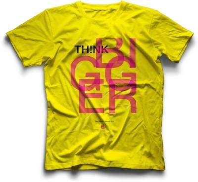 Thinkpop Printed Men's Round Neck T-Shirt