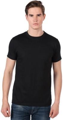 Xarans Solid Men's Round Neck T-Shirt