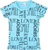 Eimoie Girls Printed (Blue)