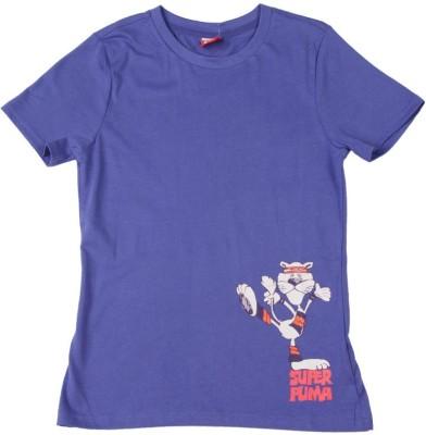 Puma Girl's T-Shirts