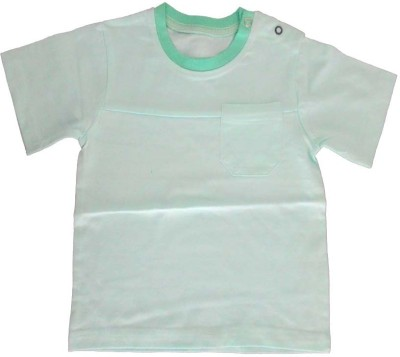 Cool Club Printed Boy's Round Neck Blue T-Shirt
