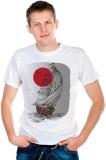 6thCross Graphic Print Men's Round Neck ...